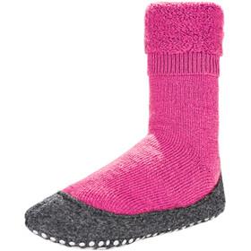 Falke Cosyshoes SO Hjemmesko Børn grå/pink